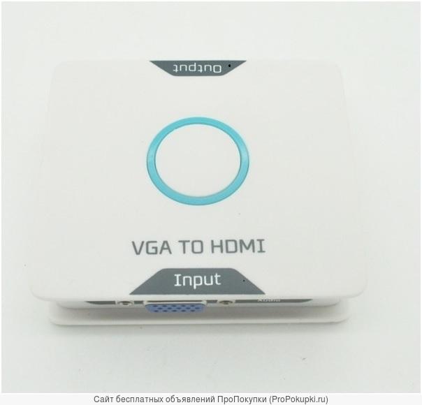 Аренда, прокат в Томске: Конвертер сигнала VGA+ аудио в HDMI