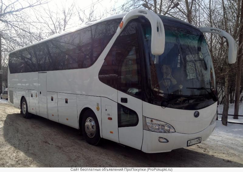 Туристический автобус YUTONG ZK6129H