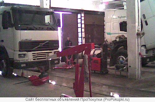 Ремонт грузовиков в Краснодаре. дешево
