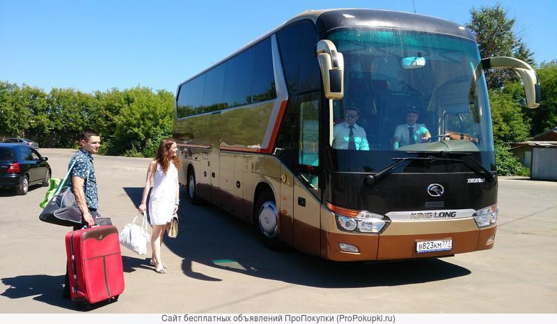 Аренда автобусов и микроавтобусов, трансфер