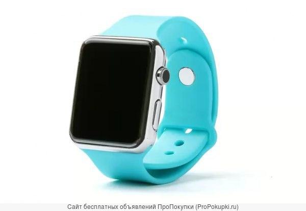 Умные Bluetooth часы Smart I-Watch Sport