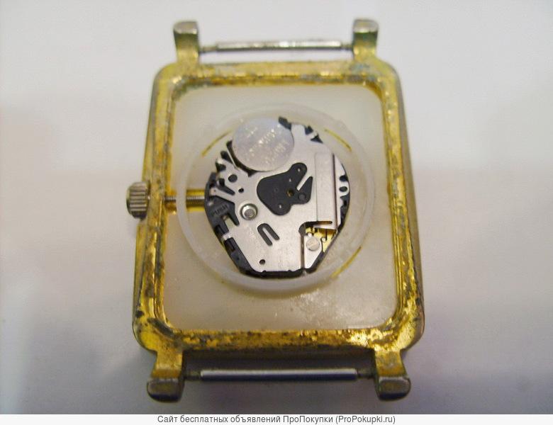 Женские кварцевые часы Спутник. (Механизм CITIZEN)