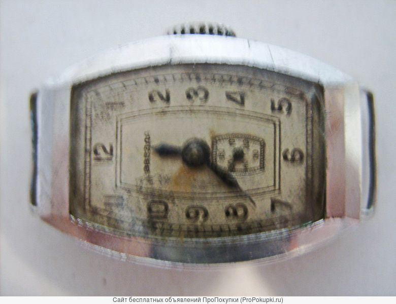 Редкие женские часы