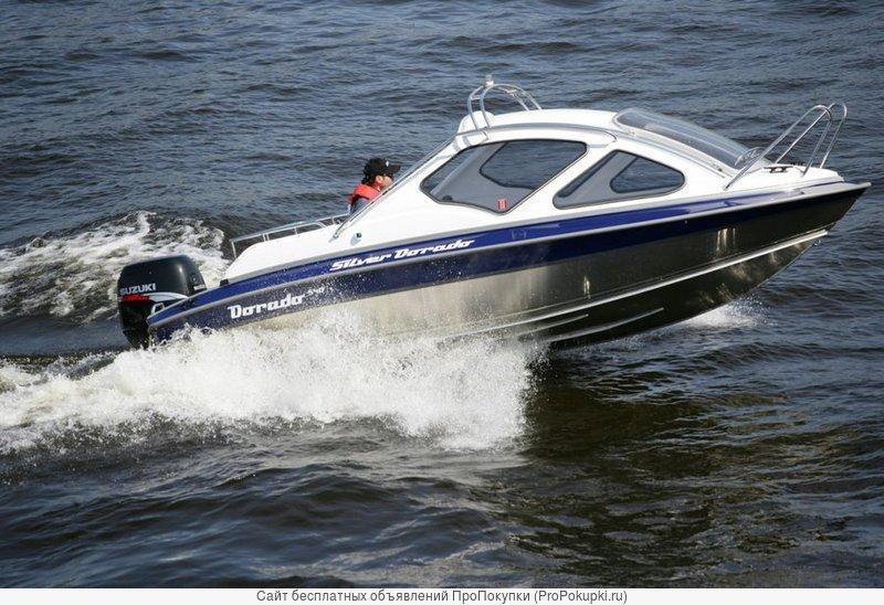 Продаем катер (лодку) Silver Dorado 540