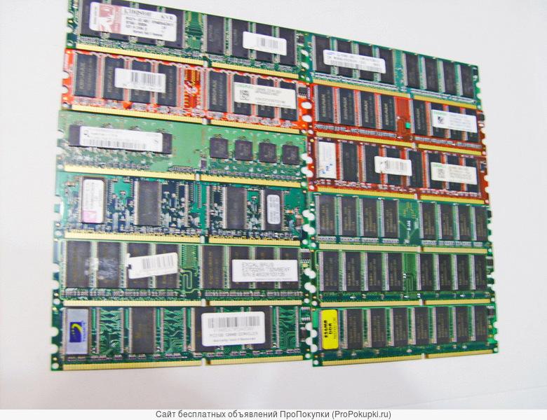 Оперативная память для компьютера, DDR