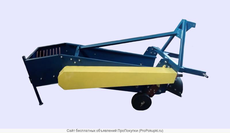 Картофелекопатель однорядный (с усиленным транспортером)
