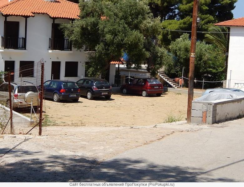 Продаётся отель на второй линии у моря. В 100 метрах от пляжа