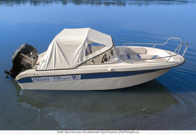 Продаем катер (лодку) Одиссей open