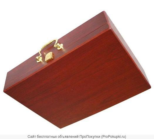 Коробки и ящики на Новый Год изготовления из дерева.