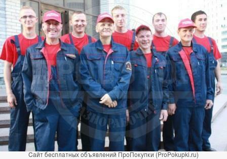 Бригады строителей и подсобных рабочих