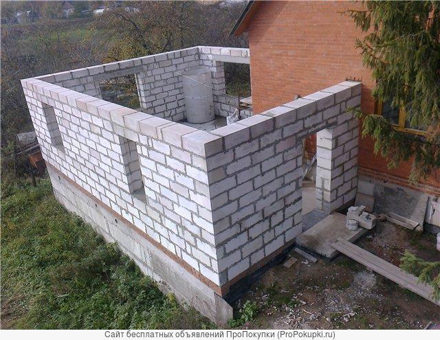 Оказываем все строительные услуги-рассмотрим все виды строительства.