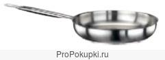 Сковорода с ручкой диаметром 24 см Paderno Арт: 10073