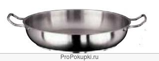 Сковорода с двумя ручками диаметром 24 см Paderno Арт: 10083