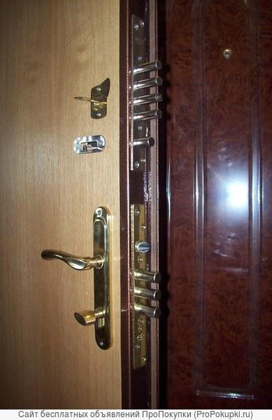 Ремонт замков дверей.