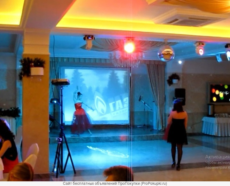 аренда в Томске: Стойка для проектора (штатив, выдвигается до 3-х м.)