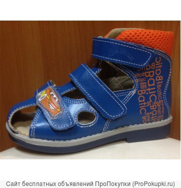 детские сандалии новые в ассортименте