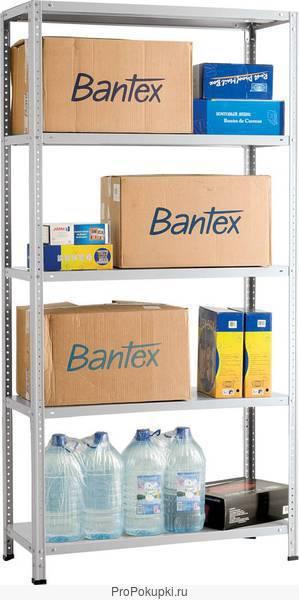 Стеллаж полочный для склада и офиса