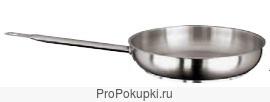Сковорода с ручкой диаметром 24 см Paderno Арт: 10166