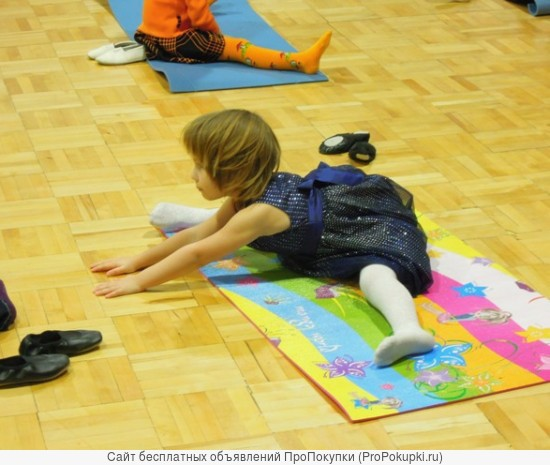 Танцы для детей в Ростове на Западном, Чкаловском, в Батайске