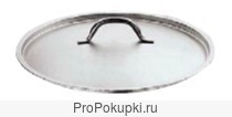Крышка c ручкой для кастрюль Paderno. Диаметр - 60 см. Арт: 10210