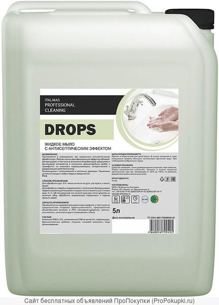 Жидкое мыло с антисептическим эффектом IPC Drops