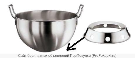 Подставка для сферических чаш. Диаметр - 16 см. Paderno Арт: 10792