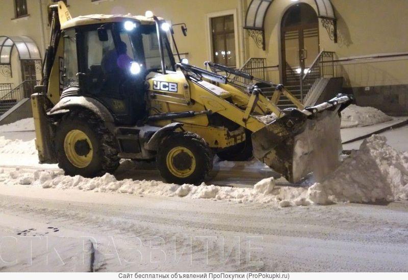 Вывоз снега стоимость 1 куба