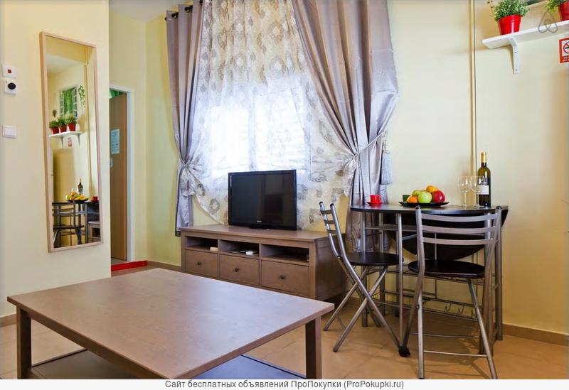 Квартира в Тель Авиве 1 минута от моря