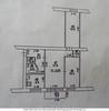 Продам 3-комн.квартиру в районе Комсомольской площади
