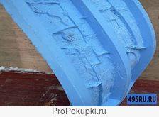 Полиуретан под бетон