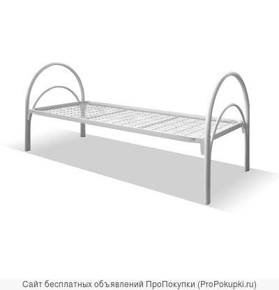 Кровати металлические для общежития, кровати для турбазы, кровати для госпиталей, кровати для рабочих