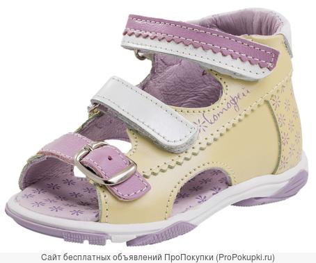 Туфли летние (сандалии)
