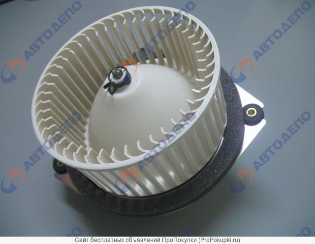Nissan Atlas Мотор отопителя салона, с крыльчаткой, 12V