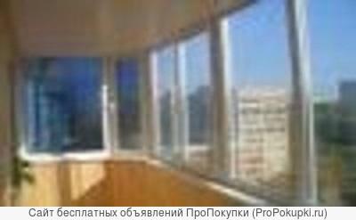 Окна, двери, балконы, лоджии из ПВХ, остекление фасадов