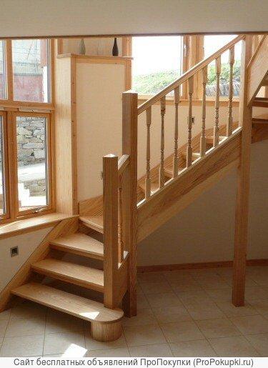 лестницы изготовление и монтаж