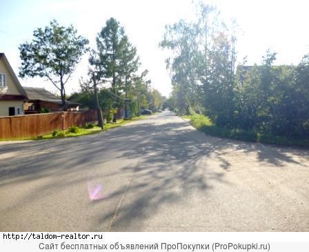 Участок деревни под ИЖС. 15 соток в жилой деревне Московской области