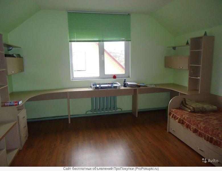 Продам благоустроенный 2-эт дом