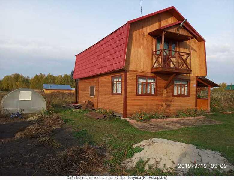 Продам 2-этажную деревянную дачу (вторичное) в Томском районе