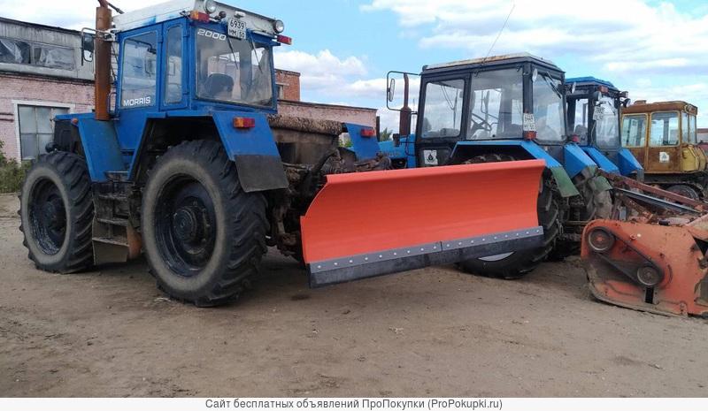 Гидроповоротный отвал для тракторов Т 150, ХТЗ, ДТ 75