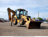 Экскаватор-погрузчик cat 428, 2011 г. 7800 м/ч