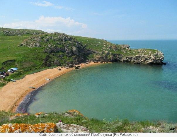 Продам участок у моря, Крым, 6 соток, курортная зона