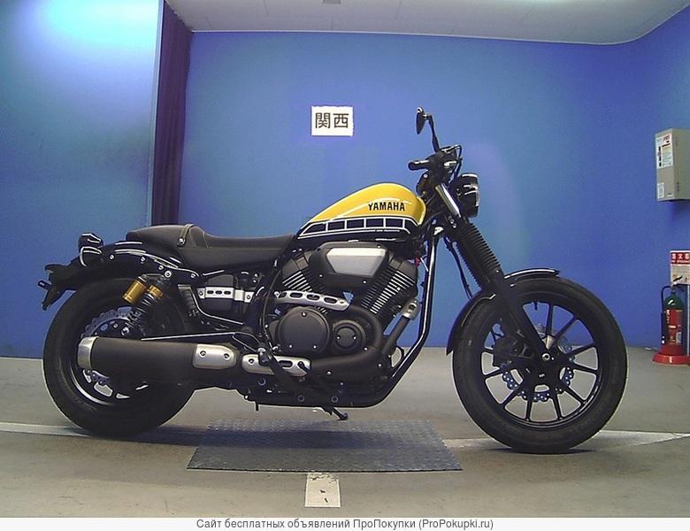 Мотоцикл ретро-круизер Yamaha BOLT 950 CA тип круизер