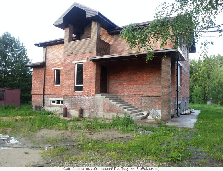 Продам дом 360 м² на участке 25 сот. рядом с Тулой