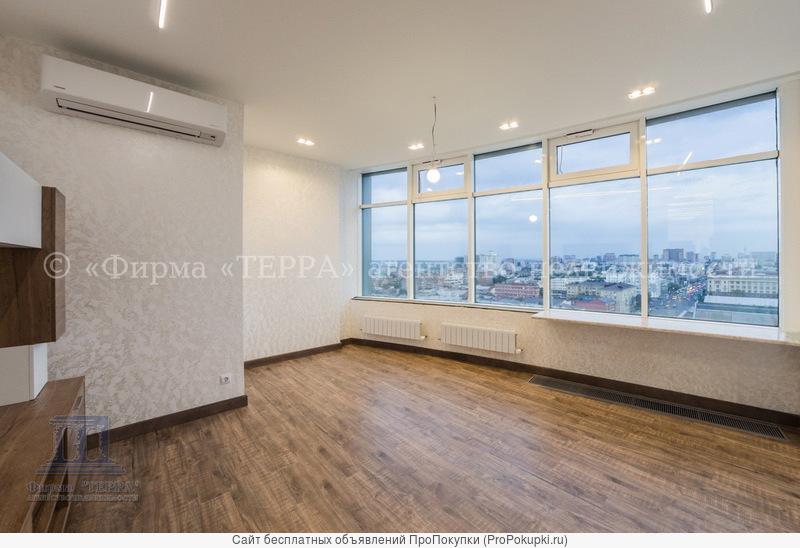 3-х комнатная квартира ЖК высшей категории Адмирал Ростов-на-Дону