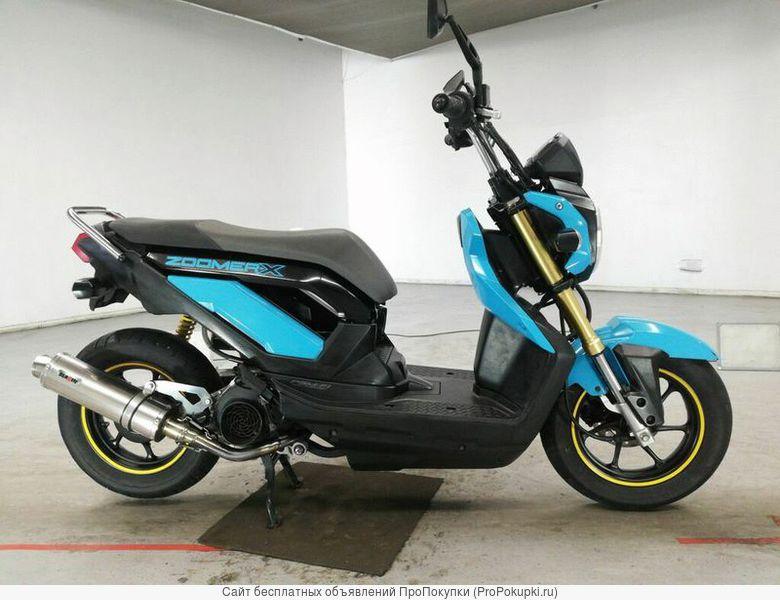 Скутер Honda Zoomer-X рама JF38 пробег 4 302 км