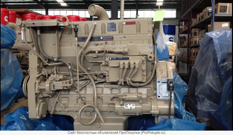Двигатель Cummins QSM11