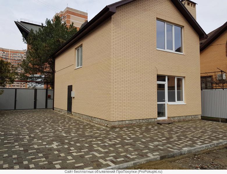 Новый дом по ул. Карла Маркса в Краснодаре