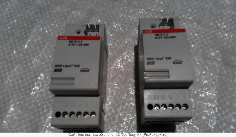Продаются устройства KNX ABB (SA/S, STD, SB/S)