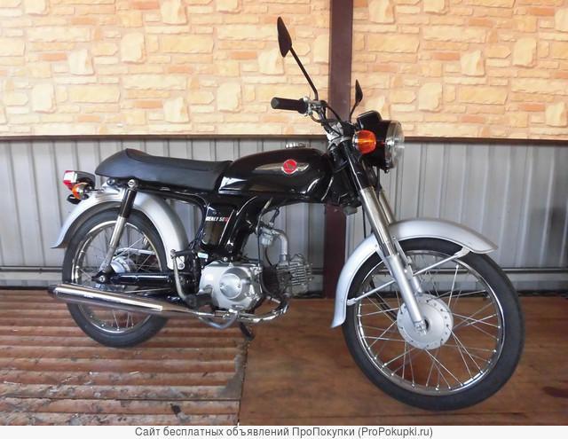 Мотоцикл дорожный Honda CD50 Benly рама CD50 гв 1996 Minibike