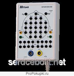 Электроэнцефалограф Мицар-ЭЭГ-202-1 (31 канал ЭЭГ + 1 поликанал) исполнение: Мицар-ЭЭГ-202L)